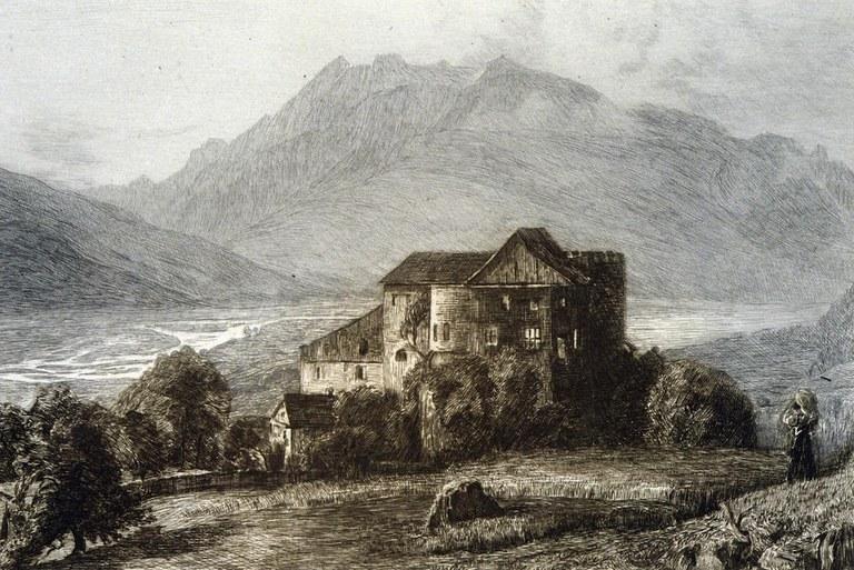 Burg Vaduz_Quelle Landesarchiv.jpg
