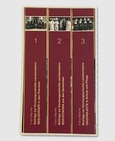 2009 Beiträge zur Kirchengeschichte Liechtensteins (3 Bände)