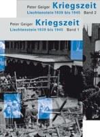 2010 Kriegszeit. Liechtenstein 1939 bis 1945 (2 Bände)