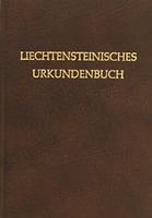 1948 Liechtensteinisches Urkundenbuch (I. Teil, 1. Band)
