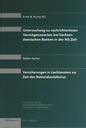 2005 Versicherungen in Liechtenstein zur Zeit des Nationalsozialismus (Studie 6)