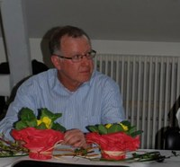 2012, 24. März - Mitgliederversammlung - Guido Wolfinger zum neuen Vorsitzenden gewählt