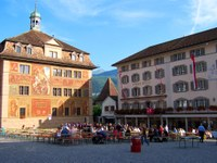 2013, 25. Mai - Exkursion nach Schwyz im Kanton Schwyz