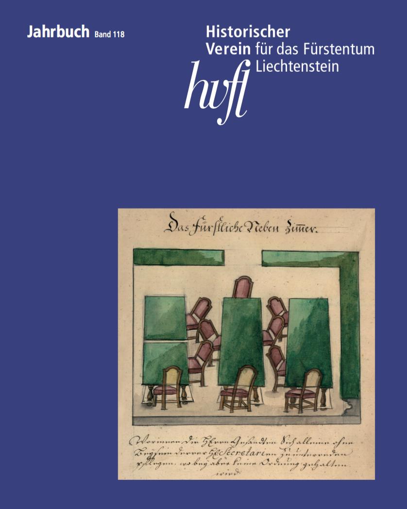 2019, 21. August - Jahrbuchpräsentation, Band 118