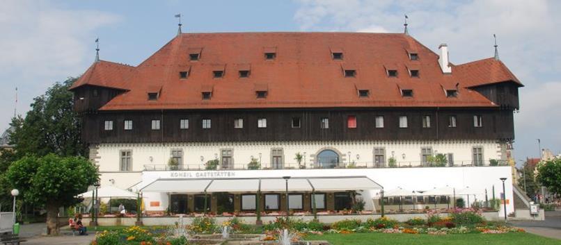 2014, 30. August - Exkursion nach Konstanz