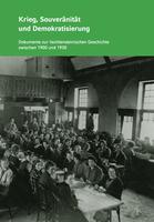 """2015, 1. Oktober - Buchpräsentation """"Krieg, Souveränität und Demokratisierung"""""""